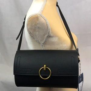 Universal thread Goods Co. Ebony Suitcase Purse